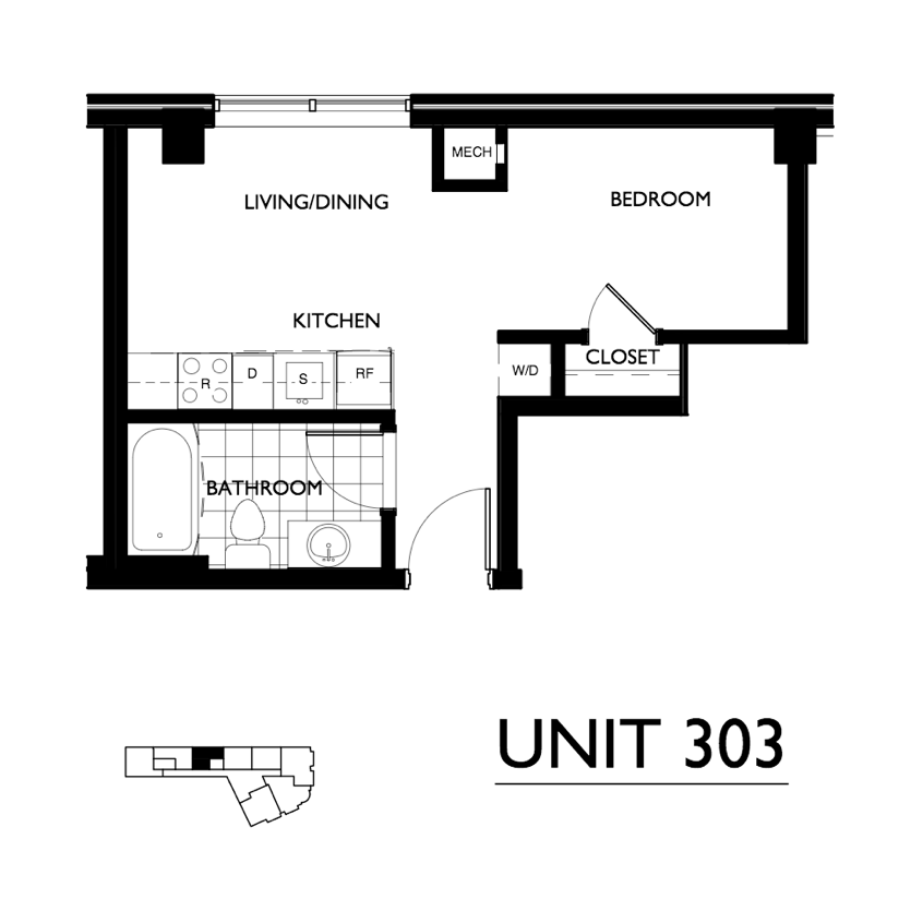 Income Restricted Apartments In Dc: Mai Place DC